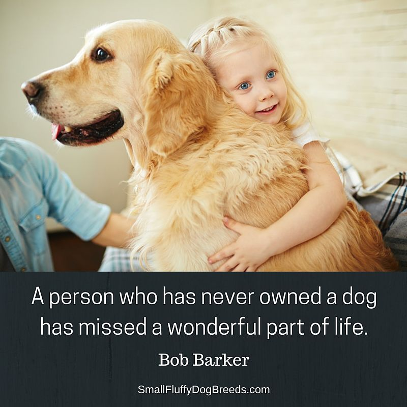 A person who has never owned a dog has missed a wonderful part of life - Bob Barker quote about dogs