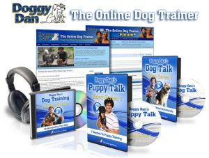 Header image for Doggy Dan's Online Dog Trainer review