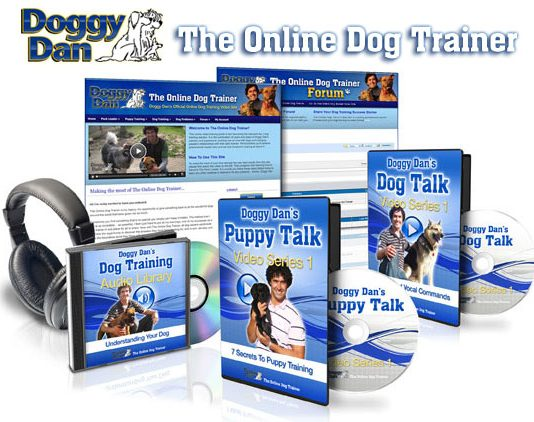Doggy Dan's Online Dog Trainer Review